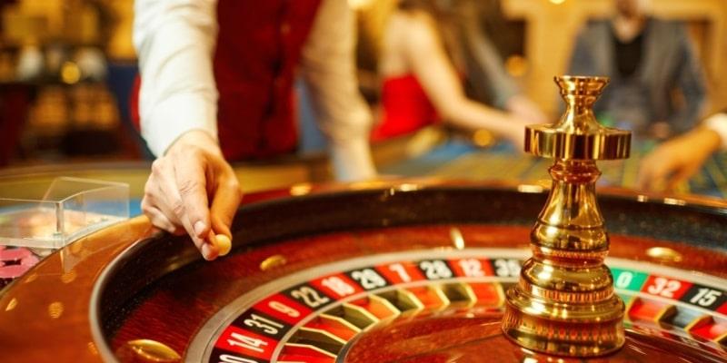 Рулетка в живом казино